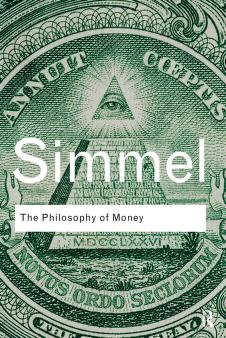 Cover of: The philosophy of money by Georg Simmel